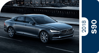 Compare New 2018 Volvo S90 vs Competitve Makes and Models