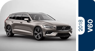 Compare New 2018 Volvo V60 vs Competitve Makes and Models