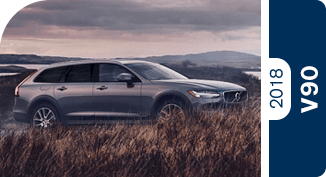 Compare New 2018 Volvo V90 vs Competitve Makes and Models