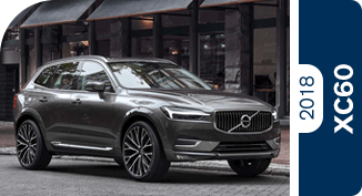 Compare New 2018 Volvo XC60 vs Competitve Makes and Models