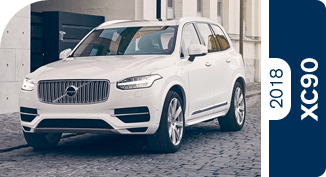 Compare New 2018 Volvo XC90 vs Competitve Makes and Models
