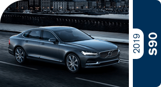 Click below to compare the new 2019 Volvo S90 versus other luxury makes and models!