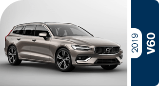 Click below to compare the new 2019 Volvo V60 versus other luxury makes and models!