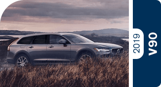 Click below to compare the new 2019 Volvo V90 versus other luxury makes and models!