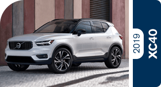 Click below to compare the new 2019 Volvo XC40 versus  other luxury makes and models!