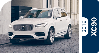 Click below to compare the new 2019 Volvo XC90 versus other luxury makes and models!