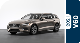 2021 Volvo V60 Comparisons