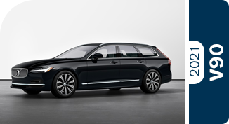 2021 Volvo V90 Comparisons