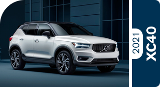 2021 Volvo XC40 Comparisons