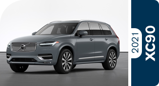 2021 Volvo XC90 Comparisons