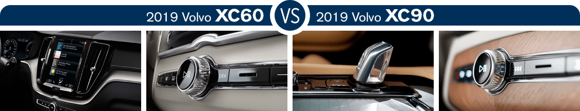 What's The Difference Between The 2019 Volvo XC60 and 2019 ...