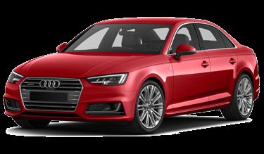2017 Audi A4 Model