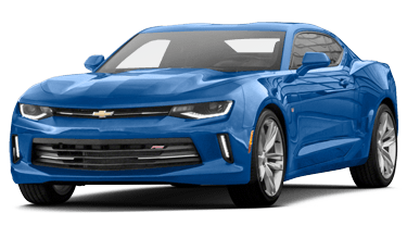 2016 Chevrolet Camaro Body Styling
