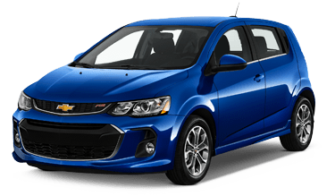 Compare the 2017 KIA Rio VS Chevy Sonic  Ventura CA