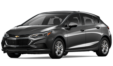 2018 Chevrolet Cruze Hatchback VS 2018 Subaru Impreza 5-Door | Small