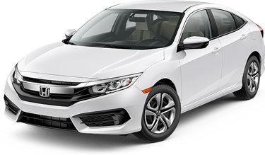 2016 Honda Civic Model Exterior Styling