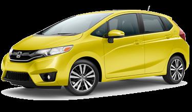 2016 Honda Fit model