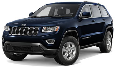 2016 Jeep Grand Cherokee Model