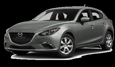 2016 Mazda 3 model