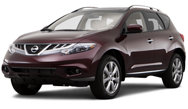 2016 Nissan Murano Model
