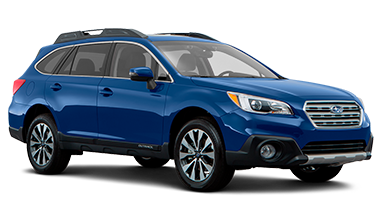 The rugged new 2017 Subaru Outback