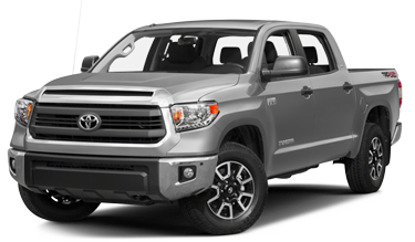 2016 Toyota Tundra Model