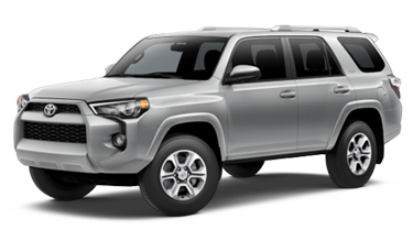 2017 Toyota 4Runner Model