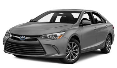 2017 Toyota Camry SE Model