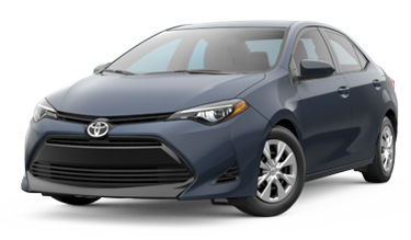 2017 Toyota Corolla Model