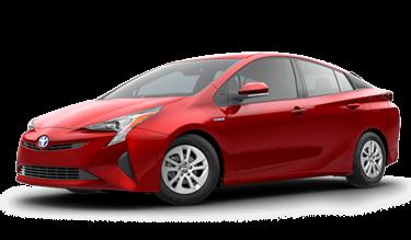 2017 Toyota Prius Model