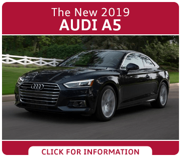 Click to research the exciting new 2019 Audi A5 model at Audi Columbus serving Columbus, OH