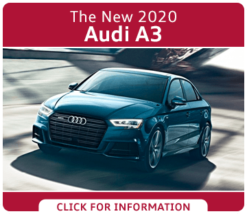 Click to research the new 2020 Audi A3 in Norwalk, CA