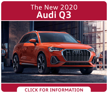 Click to research the new 2020 Audi Q3 in Norwalk, CA