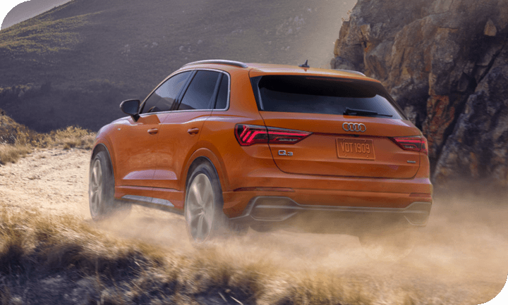 2020 Audi Q3 Crossover Features