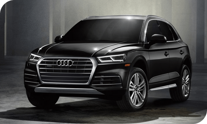 2020 Audi Luxury Crossover Features