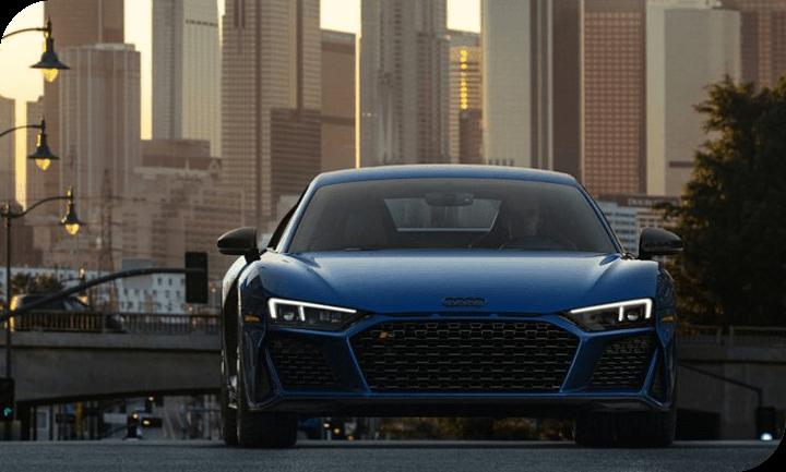2020 Audi R8 Coupe Convertible Supercar At Audi Gilbert In Phoenix