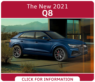 Click to research the exciting new 2021 Audi Q8 model at Audi Columbus serving Columbus, OH