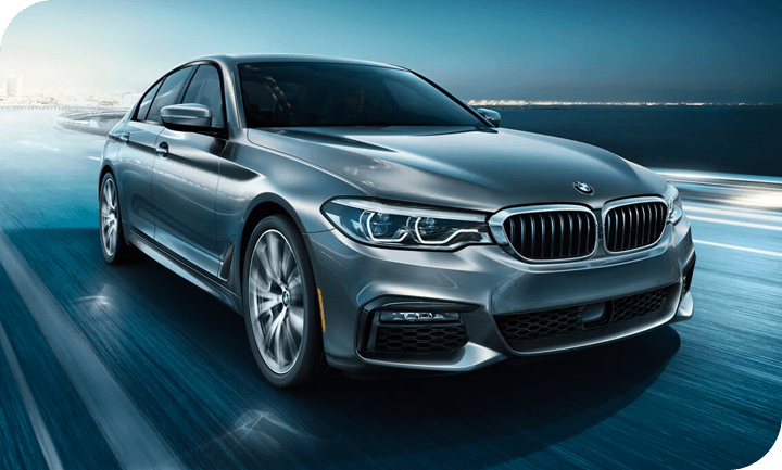 2020 BMW 5 Series Features