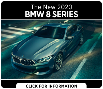 Browse our 2020 BMW 8 Series model information at South Bay BMW in Torrance, CA