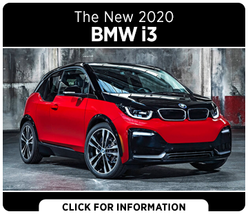 Browse our 2020 BMW i3 model information at South Bay BMW in Torrance, CA
