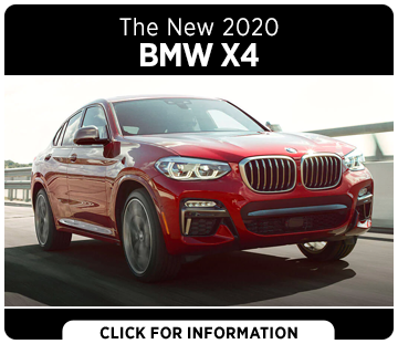 Click to research the 2020 BMW X4 information in Norwalk, CA