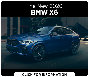 Click to research the 2020 BMW X6 information in Norwalk, CA