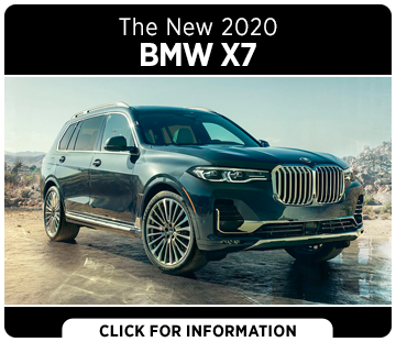 Click to research the 2020 BMW X7 information in Norwalk, CA