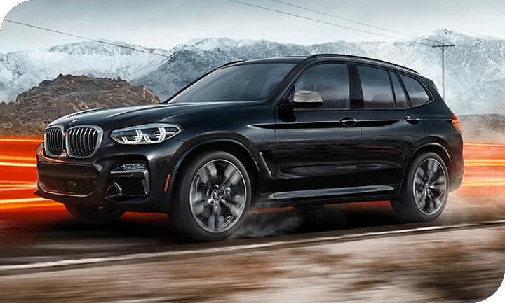 2020 BMW X3 Features