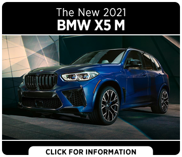 Browse our 2021 BMW X5 M model information at South Bay BMW in Torrance, CA