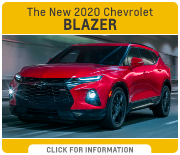 The 2020 Chevrolet Model Lineup Cars Trucks Suvs More At Capitol