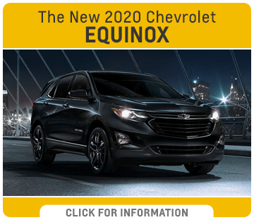 Click to research the new 2020 Chevrolet Equinox model at Capitol Chevrolet in Salem, OR