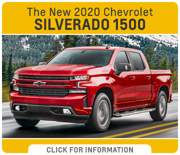 Click to research the new 2020 Chevrolet Silverado 1500 model at Capitol Chevrolet in Salem, OR