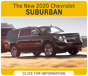 Click to research the new 2020 Chevrolet Suburban model at Capitol Chevrolet in Salem, OR