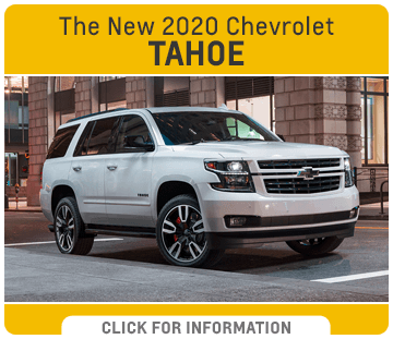 Click to research the new 2020 Chevrolet Tahoe model at Capitol Chevrolet in Salem, OR
